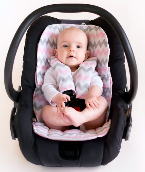 Car seat liner (or smaller version)