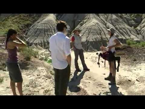 Dinosaur Provincial Park - Alberta - Canada - Travel And Discover - YouTube