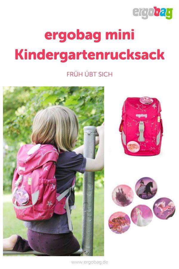 außergewöhnliche Farbpalette billiger letzte auswahl von 2019 Kindergartenrucksack für #Mädchen. Früh übt sich im ...