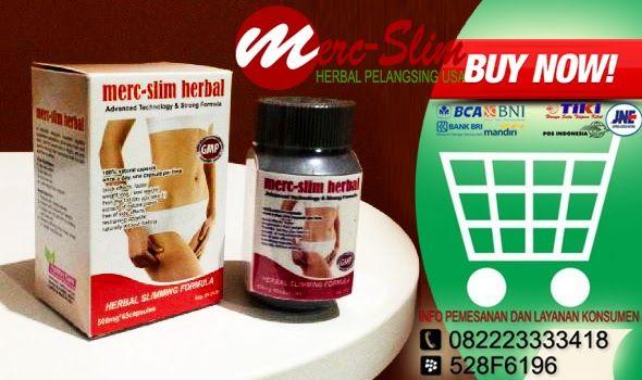 Cara Pemesanan dan Pembelian Merc-Slim Herbal USA