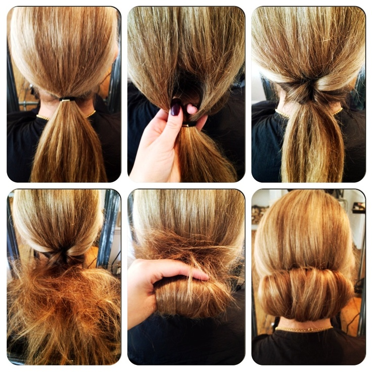 Easy Hairstyles For Medium Hair 200 Best Hair How Tos Imageschi Haircare On Pinterest  Hairdos