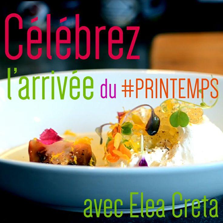 Célébrez l'arrivée du #printemps; mozzarella fraiche avec perles d'huile d'olive extra-vierge www.inewsblitz.com/online/f093c9bd29