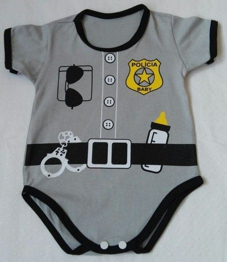 Body Polícia Baby