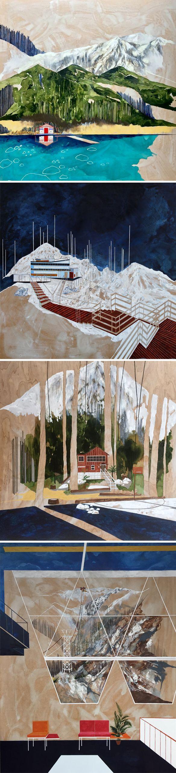 paintings by charlotte keates