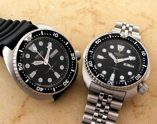 39 best images about seiko vintage divers 6105 6309 7002 on pinterest auction vintage and 200m - Seiko dive watch history ...