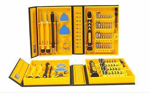 Pynarc 38 en 1 Précision Outil Réparation, Tournevis Kit de Réparation d'outils pour Tablettes, Ordinateurs Portables, Smartphones, iPhone…