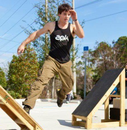 Drew Drechsel / American Ninja Warrior competitor / Parkour Trainer