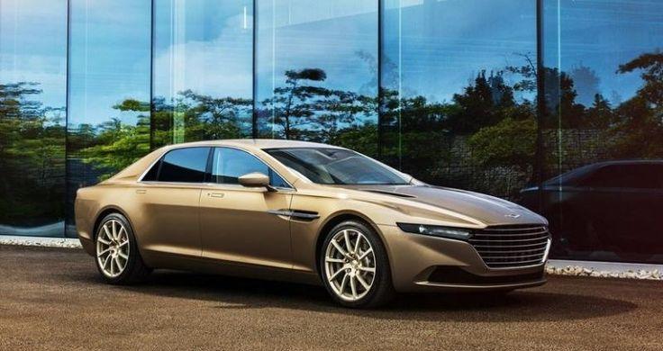 El Aston Martin Lagonda tendrá un precio de 696.000 libras en Reino Unido - Contenido seleccionado con la ayuda de http://r4s.to/r4s