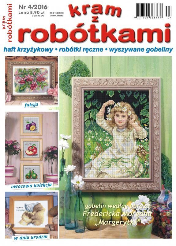 Kram z robótkami 4/2016 https://www.kokardka.pl/product/6321/kram-z-robotkami-4-2016.html