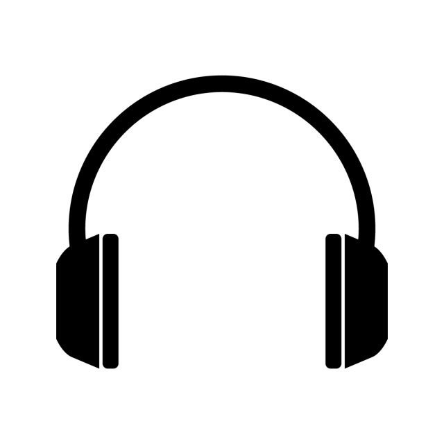 Headphones Icon Music Clipart Headphones Icons Technology Png And Vector With Transparent Background For Free Download Music Logo Design Lightroom Presets Portrait Headphones