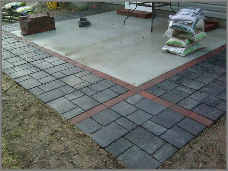 Best 25+ Large Concrete Pavers Ideas On Pinterest | Concrete Pavers, Modern  Patio Design And Concrete Patio