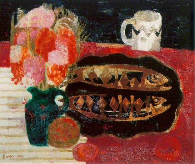 Still Life with Fish Mary Fedden