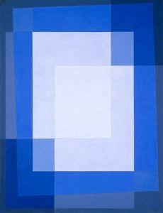 Arcângelo Ianelli, Superposition of Squares, 1974