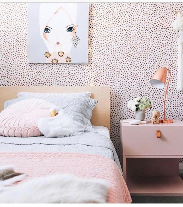 Dekorasi Kamar Tidur Remaja Perempuan Dan Mewah