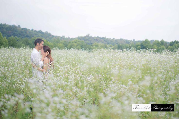 Engagement session. Manuel Tomaselli Wedding photographer