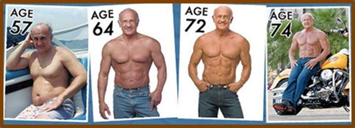 テストステロンを高めると男性力がアップ