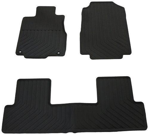 Genuine Honda Accessories 08p13 T0a 110a All Season Floor Mat With Images Honda Accessories Automotive Solutions Honda
