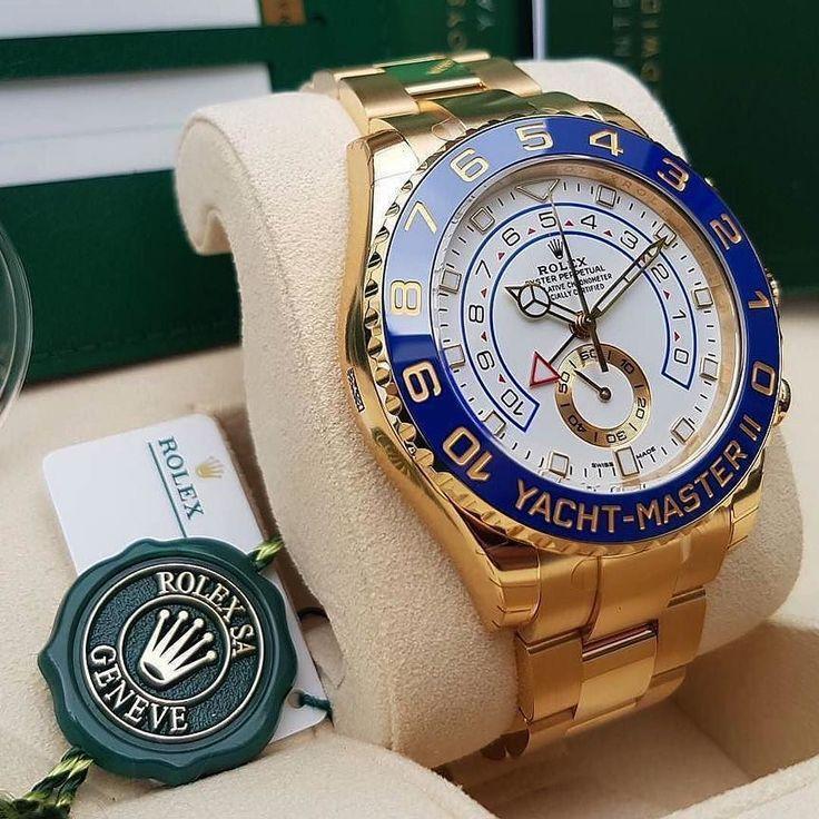 Rolex Yacht Master II Yellow Gold Price $28500 % Authentic Buy-Sell-Trade (305)377-3335 WhatsApp (305)216-8693 #seybold #diamodclub #diamondclubmiami #miami #jewelry #cuban #cubanlink #cubanchain #miamicuban #rolex #daydate #datejust #audemars #audemarspiguet #ap #hublot #patek #patekphilippe #luxurywath #picoftheday #diamond #luxury #luxurywatches