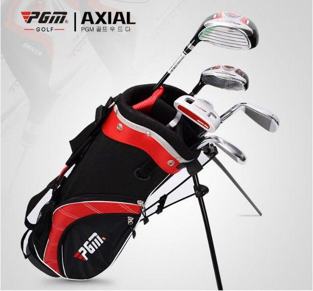 PGM High quality 5-pieces Junior Boys Girls Kids Golf Clubs Set with Bag Graphite Shaft