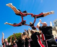 Cheerleading Stunts