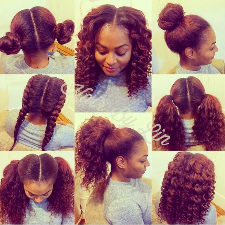 Protective Hairstyles For Natural C Hair