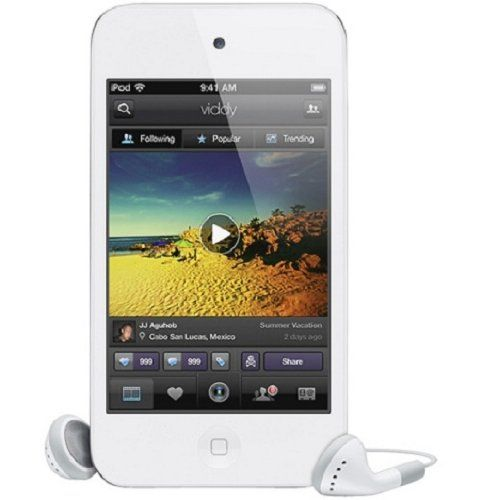 Apple iPod touch 8 GB 4th Generation (White)  187.99 3363ed8965