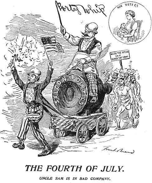Teapot Dome Scandal Political Cartoon 1920s