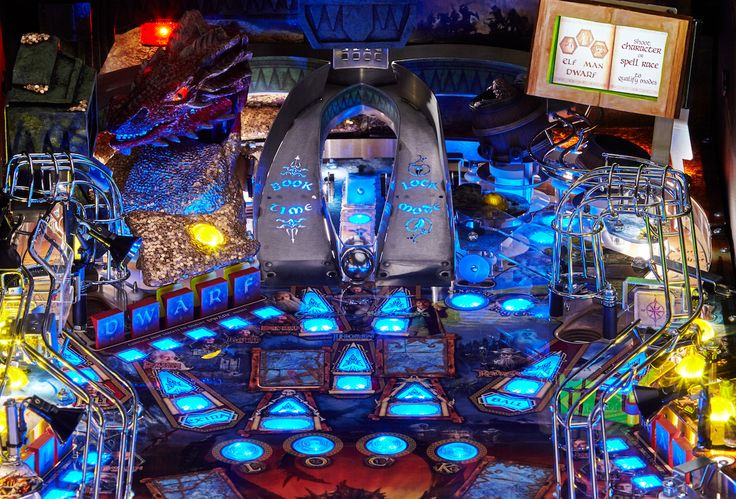 Games - Jersey Jack Pinball