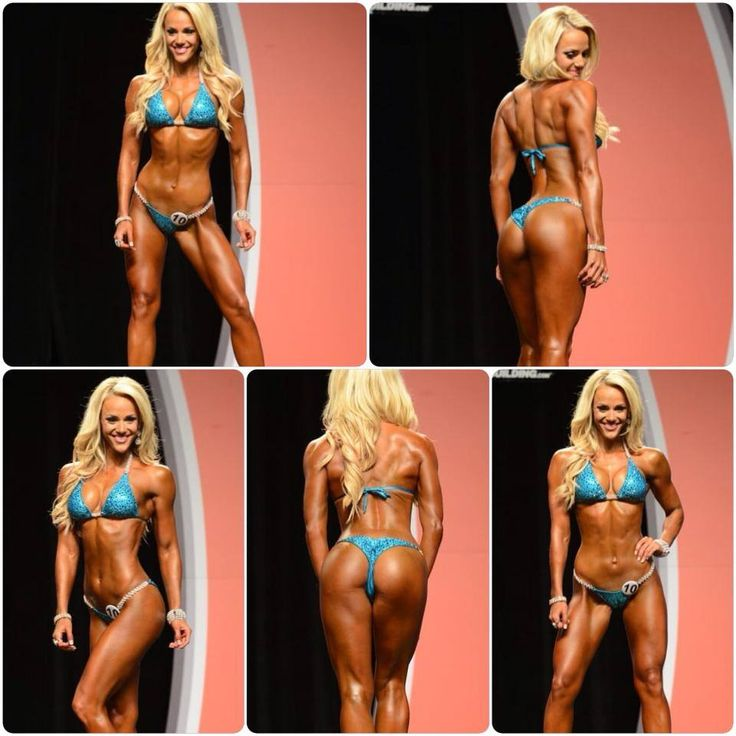 Love the teal suit with blone hair - tawna eubanks olympia 2013