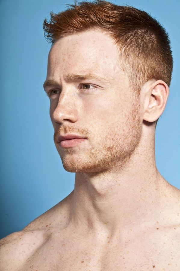 Hairstyles For Redheads Men Find Your Perfect Hair Style
