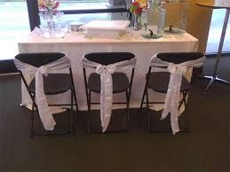 Décor Inspiration For Your Special Event. Different Ways You Can Decorate  Our Black Samsonite Folding Ideas