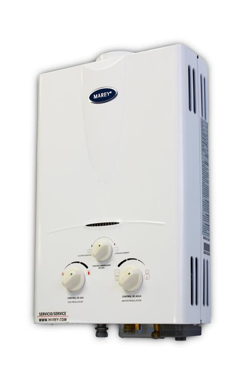 Small Bathroom Electric Wall Heaters: Power Gas 10L Tankless Water Heater