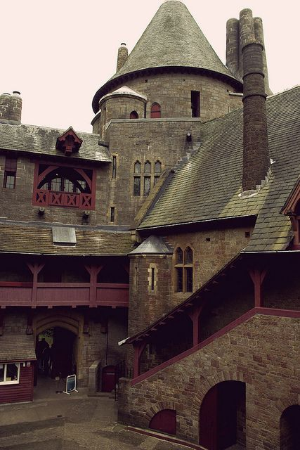 Castle Coch, Walesphoto via cynthia