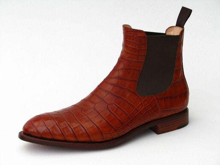 Prague shoemaker LAWART luxusní ručně šité boty na míru –
