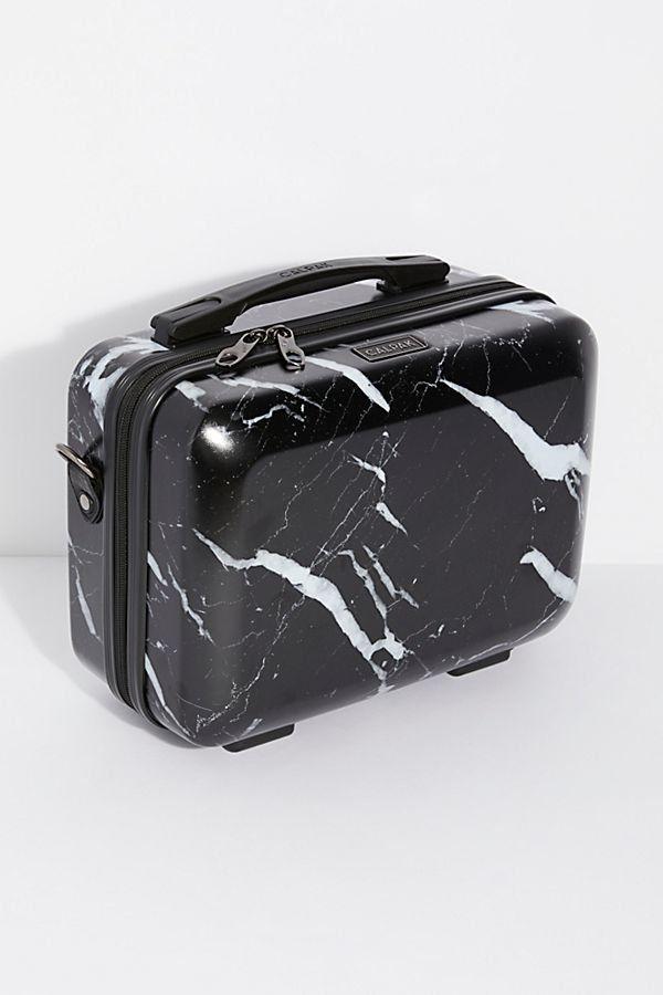 62bb8b00b2b3 Vanity Travel Case | Bags | Makeup travel case, Travel toiletries ...