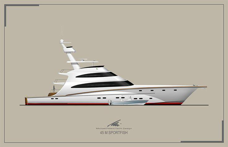 Michael Peters Sportfish 145' Custom
