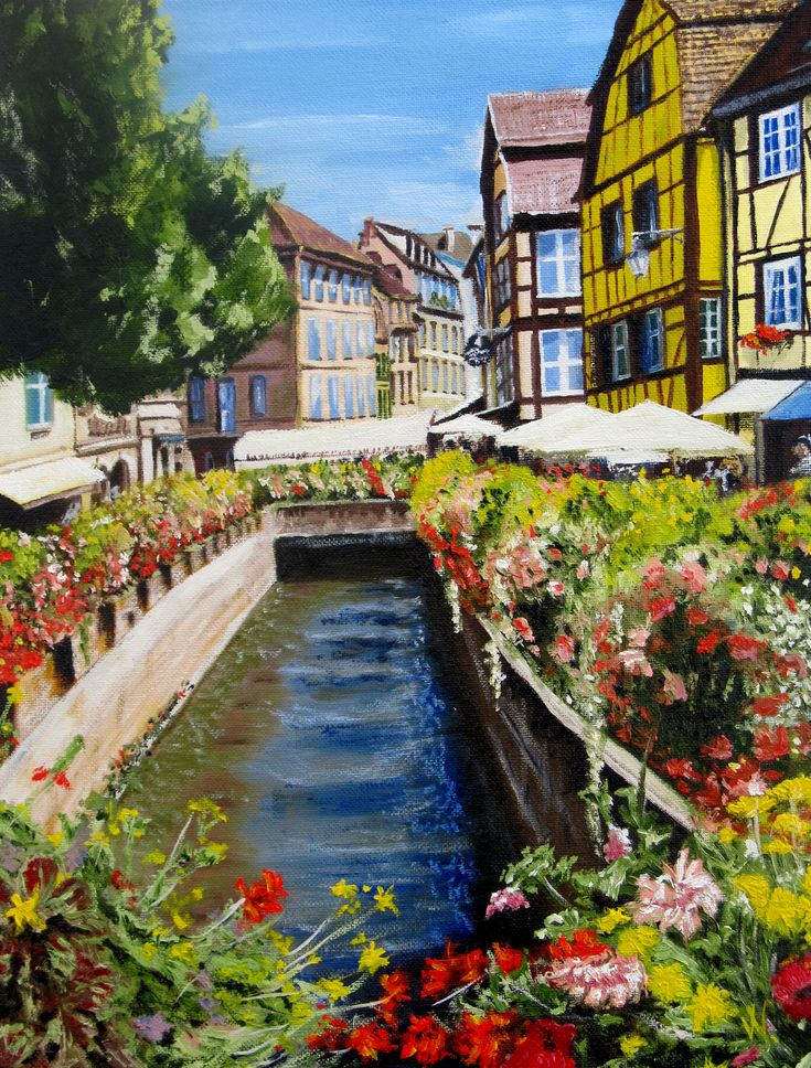 Colmar France by methosw.deviantart.com on @DeviantArt