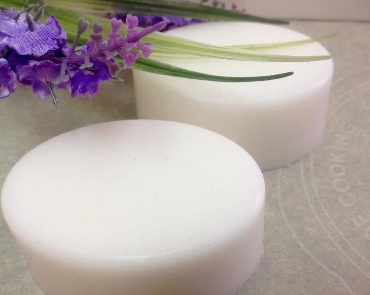 Baby Mild Detergent Free Soap 3.1 oz Bar Organic Lavender Essential Oil  #RedLipsStudio