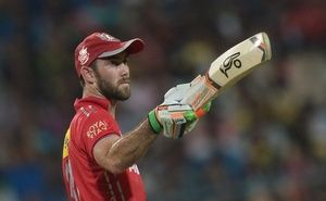 Dashing batsman Glenn Maxwell is the latest Australian cricketer to end his IPL campaign prematurely as a side strain has ruled him out of Kings XI Punjab's remaining two matches in the cash-rich league.