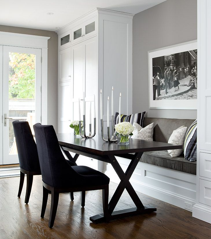 207 Best Built Ins For Dining In The Kitchen Images On Pinterest