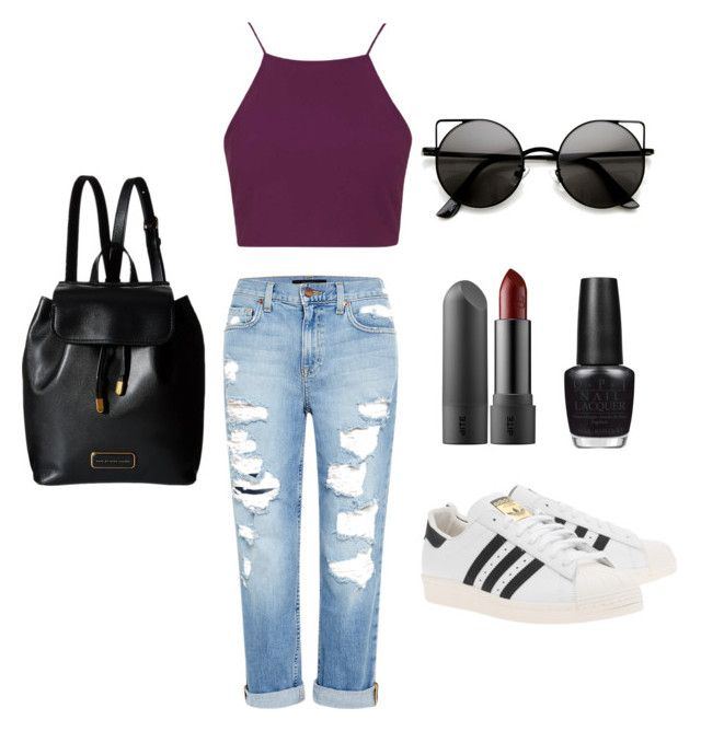 #1  Everyday soft grunge outfit. #polyvore #outfit #ideas #school #everyday #outfitideas