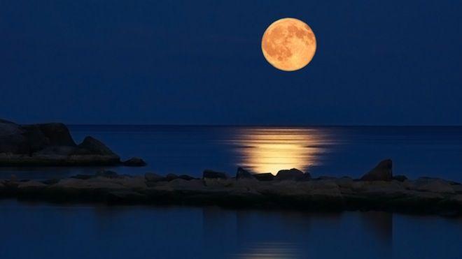Abundan cuentos y leyendas sobre la Luna Llena