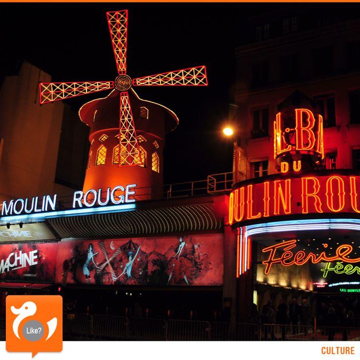Il 6 ottobre 1889 apre i battenti uno dei locali più famosi della storia. Il Moulin Rouge nacque sull'onda del successo del Moulin de la Galette, un ristorante danzante ricavato nel 1870 dentro un vecchio mulino a vento nella parte alta di Montmartre.