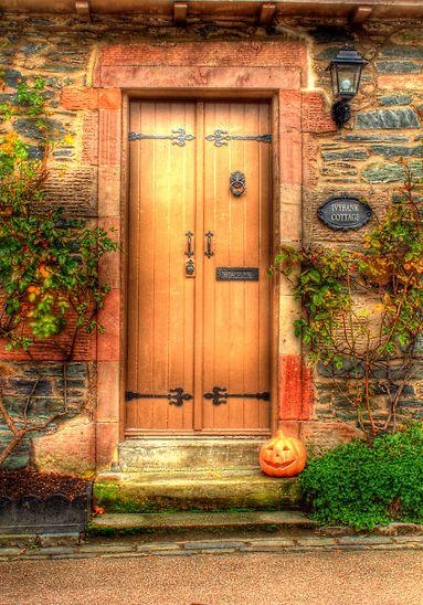 inviting doors