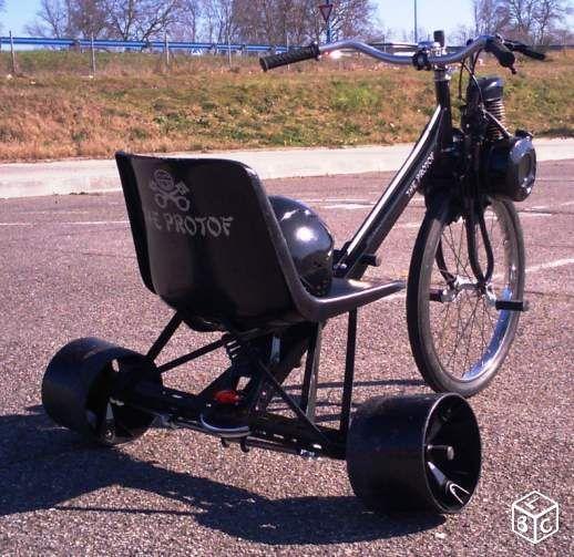 Vélo Solex Drift Trike Sports & Hobbies Haute-Garonne - leboncoin.fr