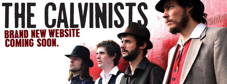 The Calvinists - Promotional Photo shoot