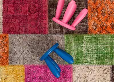 """""""Der Teppich ist super schön und die Qualität 1a. Die Farben schön strahelnd. Lieferung fristgerecht. Herzlichen Dank nochmal."""" - Schön bunt sind unsere #Patchworkteppiche aus der #Türkei. Finden Sie mehr dazu hier: http://www.sukhi.de/uber-patchworkteppiche"""
