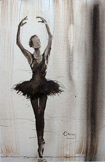 Acuarelas/Watercolors Oscar Alvarez: Referencia: B-1Acuarela / watercolor on paperMedi...