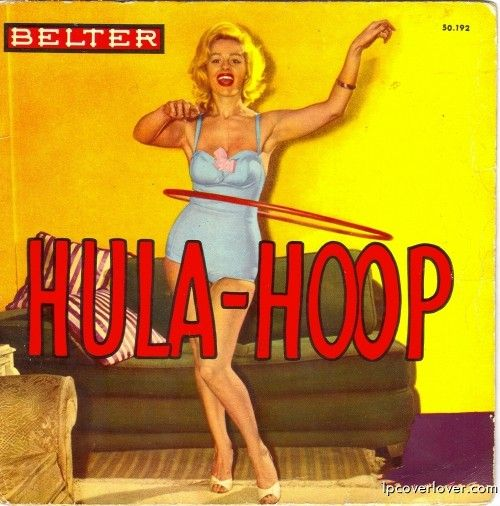 Hula Hooping. One of my  favorite thing to do when I was a kid