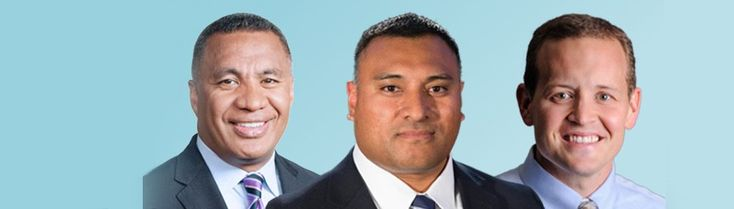 RootsTech 2017 Family Discovery Day will host BYU football head coach Kalani Sitake,  LDS youth speaker Hank Smith, and former NFL football player, TV news anchor, Vai Sikahema,